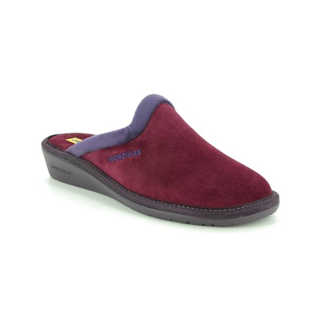 Nordikas Slippers - Wine - 234/8 MUSUE  95