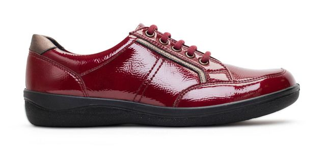 Padders Comfort Shoes - Red - 240-42 ATOM