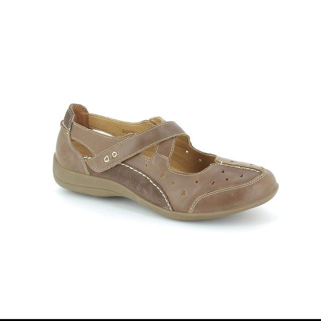 Padders Barley 016-11 Brown comfort shoes