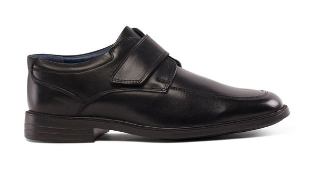 Padders Brent 159-10 Black formal shoes
