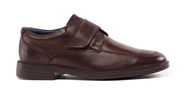 Padders Formal Shoes - Brown - 159-11 BRENT