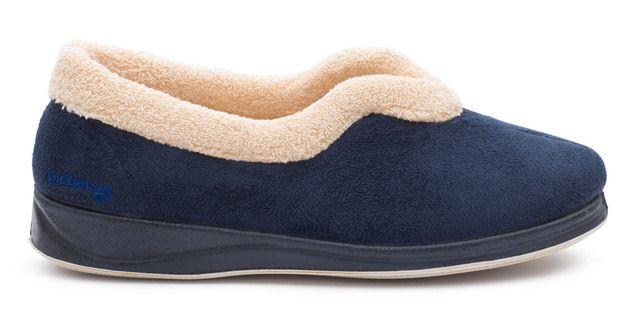 Padders Slippers - Blue - 417-24 CARMEN