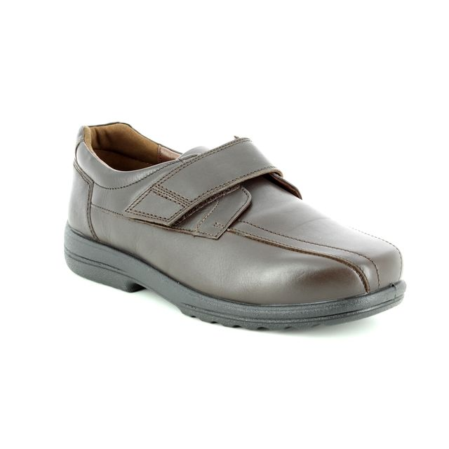 Padders Formal Shoes - Brown - 302-11 DANIEL H-K FIT