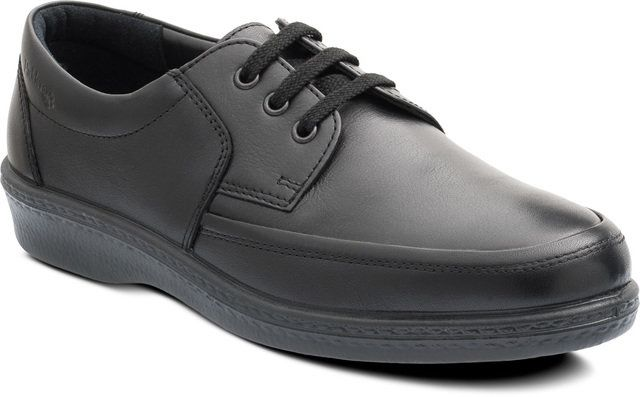 Padders Dash 105-10 Black casual shoes