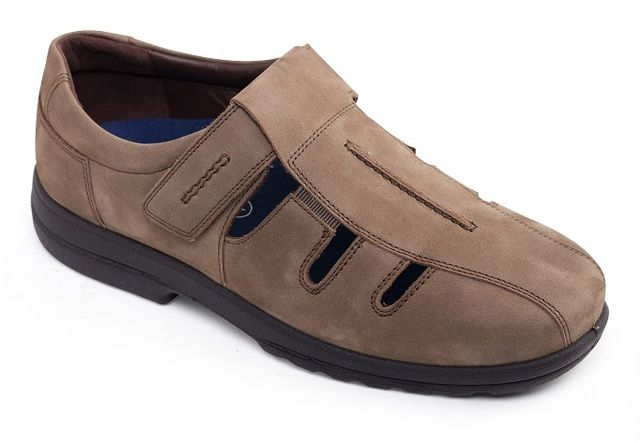 Padders Casual Shoes - Brown - 307-90 DAWLISH