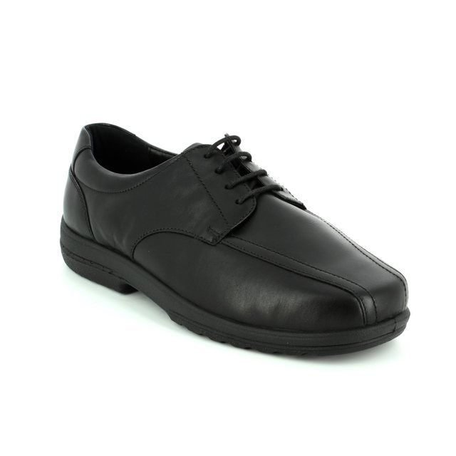 Padders Formal Shoes - Black - 0303/10 DEXTER H-K FIT