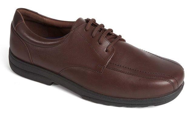 Padders Formal Shoes - Brown - 303-11 DEXTER H/K