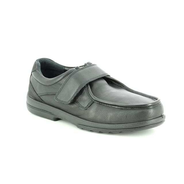 Padders Formal Shoes - Black leather - 0311/38 DONALD H-K FIT