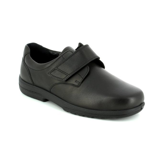 Padders Dylan H-K Fit 301-10 Black formal shoes