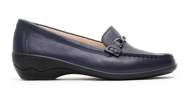 Padders Loafers - Blue - 279-24 ELLEN