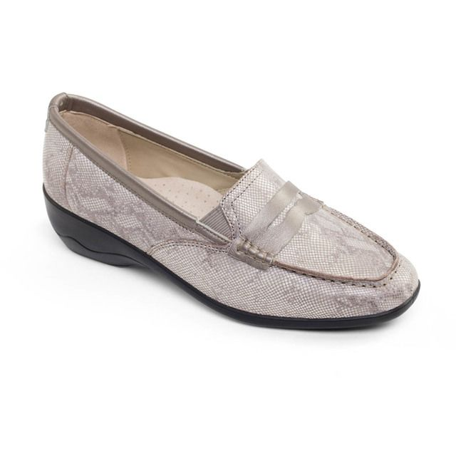 Padders Loafers - Pewter multi - 277-64 ESTHER 2