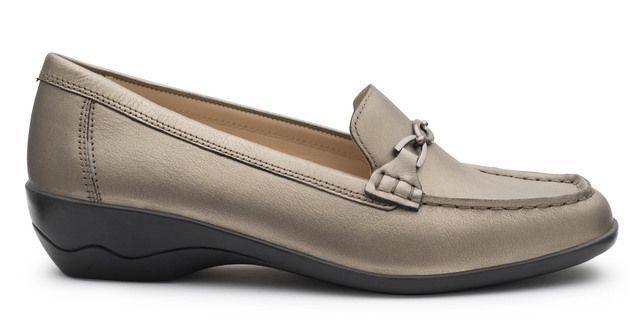 Padders Loafers - Grey - 279-18 ELLEN