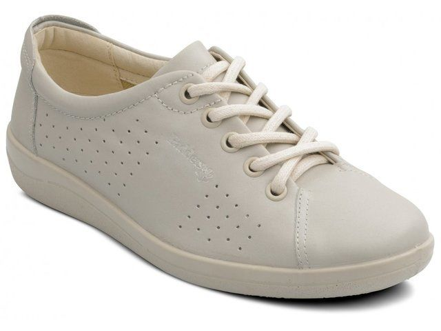 Padders Galaxy 235-71 Beige lacing shoes
