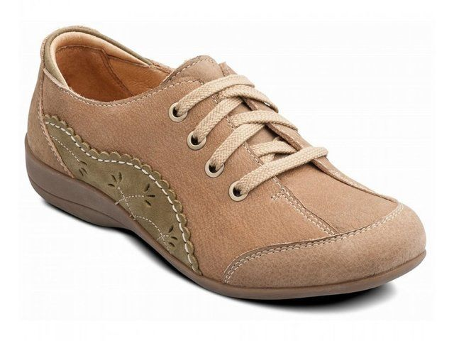 Padders Lacing Shoes - Beige multi - 080/30 GRAPE E FIT