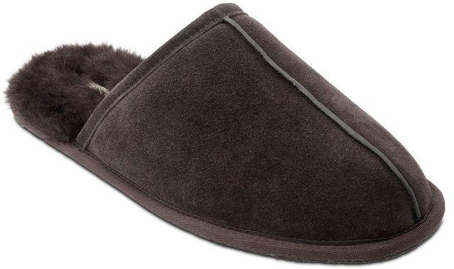 Padders Huskey 453-92 Dark Brown mules