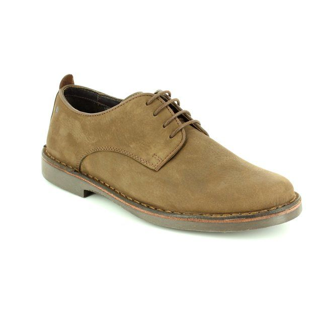 Padders Jamie G Fit 173-11 Brown casual shoes