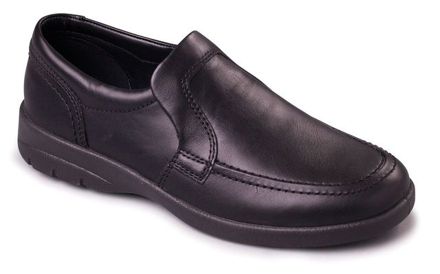 Padders Casual Shoes - Black - 614-10 LEO