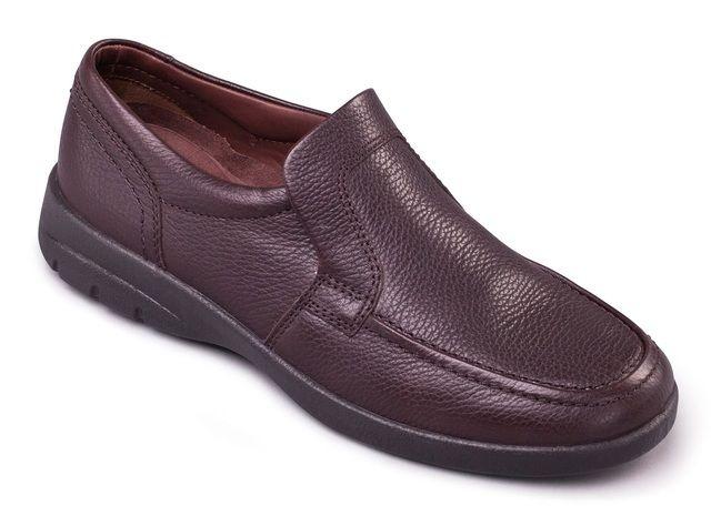 Padders Casual Shoes - Dark Brown - 614-92 LEO