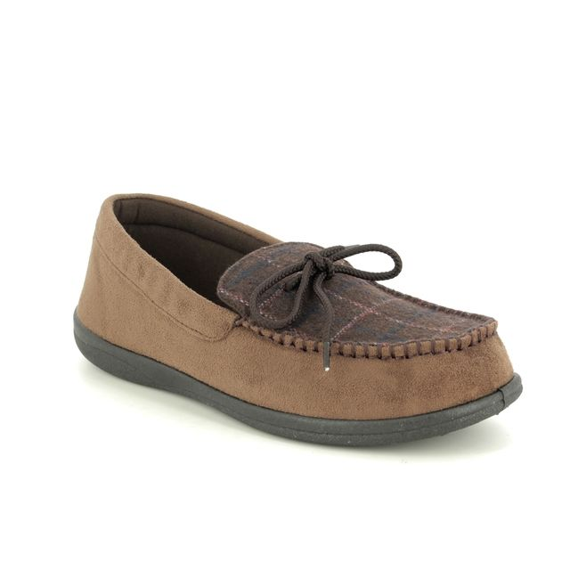 Padders Slippers - Brown multi - 0432/61 LOUNGE G FIT