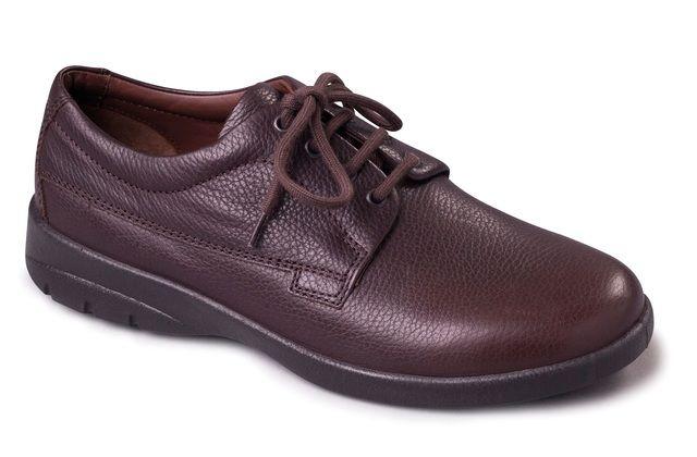 Padders Casual Shoes - Dark Brown - 636-92 LUNAR
