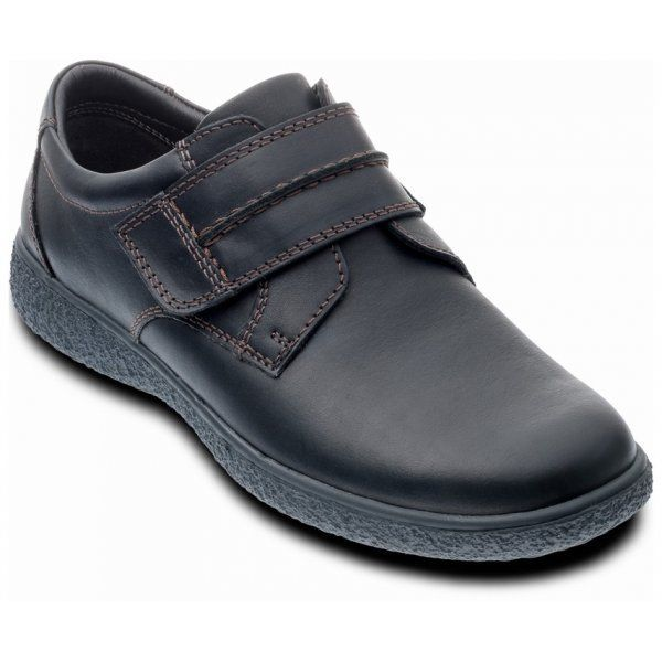 Padders Max P125-10 Black casual shoes