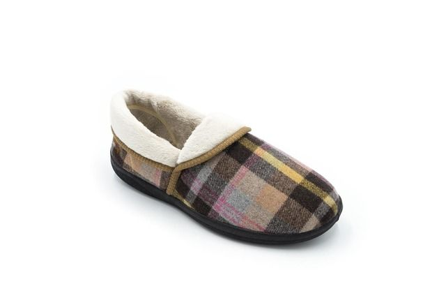 Padders Slippers - Beige multi - 0460-30 MELLOW