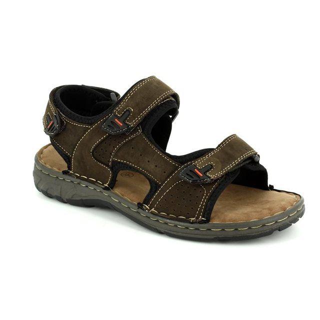 Padders Ocean F Fit 129-87 Brown sandals