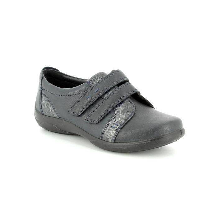 Padders Piano 2e-3e 877-24 Navy comfort shoes