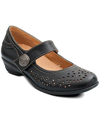 Padders Rapture 095-10 Black lacing shoes