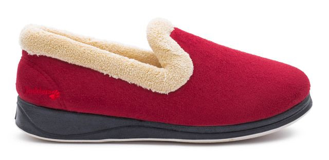 Padders Slippers - Red - 406-42 REPOSE