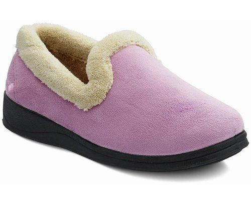 Padders Repose 406-66 Pink slippers