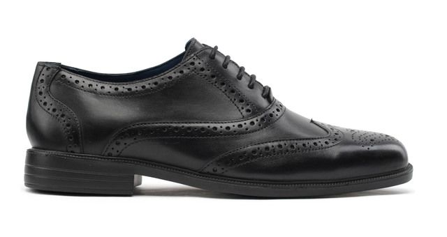 Padders Formal Shoes - Black - 167-10 OXFORD