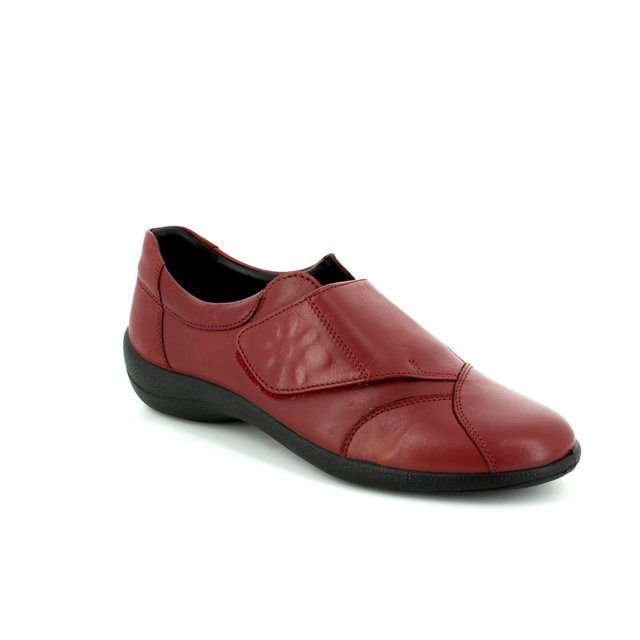 Padders Rose E Fit H203-12 Wine comfort shoes