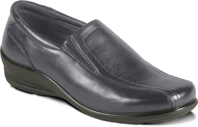 Padders Sam 205-24 Navy comfort shoes