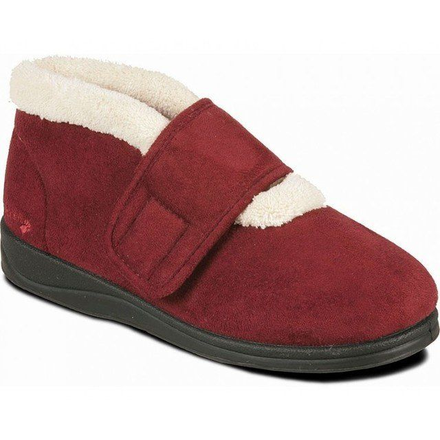 Padders Silent 407-81 Wine slippers