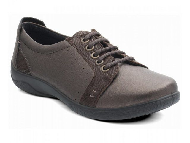 Padders Sonnet 850-68 Bronze lacing shoes