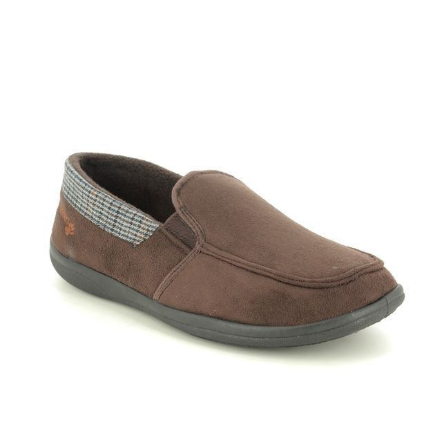 Padders Slippers - Brown - 3226-2700 STAN   G FIT