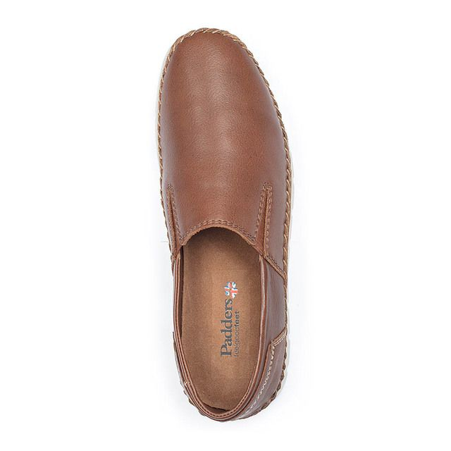 Padders Casual Shoes - Tan - 138-80 TOUR
