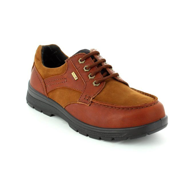 Padders Casual Shoes - Tan multi - 0972/82 TRAIL WP G-H FIT