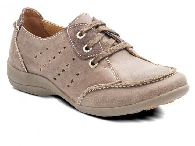 Padders Wheat 015-11 Brown lacing shoes