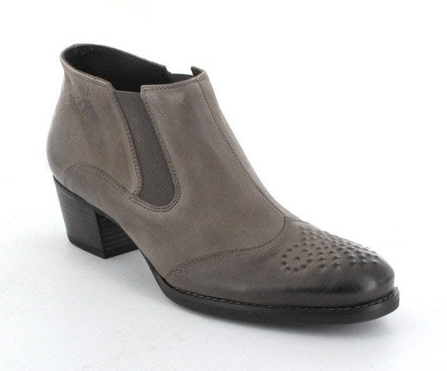 Paul Green Ankle Boots - Dark taupe - 8596/024 COVERT