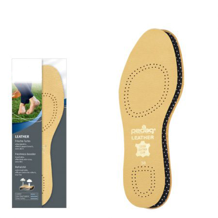 Shoe Care Insoles - Neutral - PEDAG LEATHER INSOLES