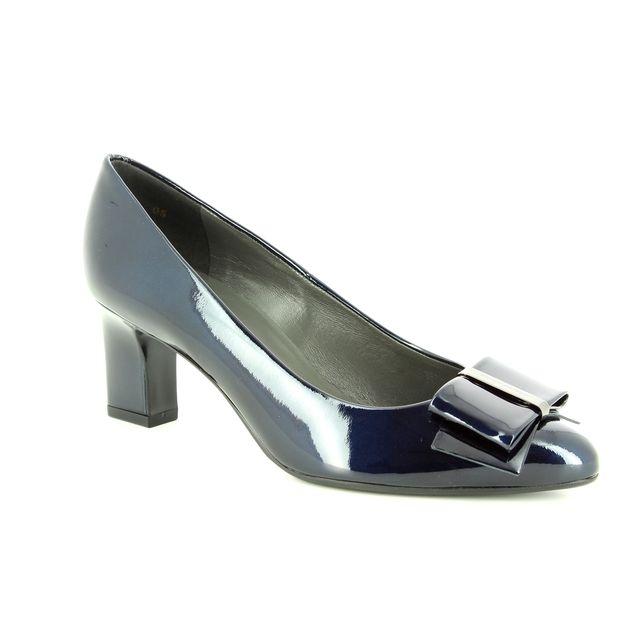 Peter Kaiser Heeled Shoes - Navy - 53237/777 CARA