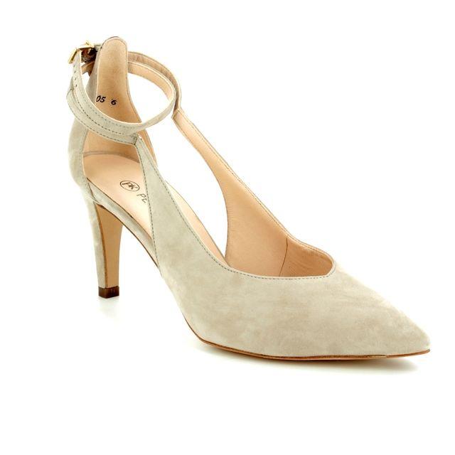 Peter Kaiser High-heeled Shoes - Beige - 76175/125 ELINE
