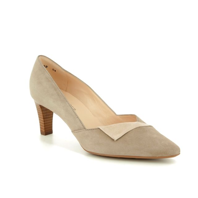 Peter Kaiser Heeled Shoes - Light taupe - 68307/907 MACY