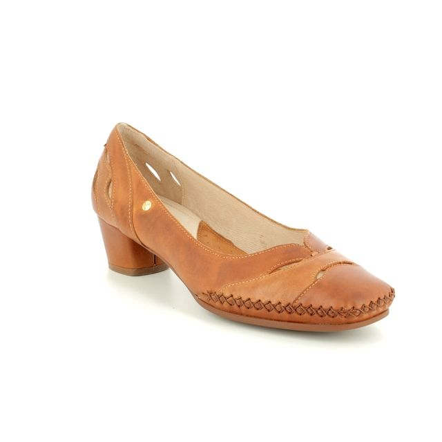 Pikolinos Heeled Shoes - Tan multi - W6R5831/11 GOMERA