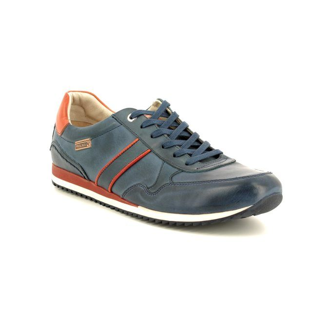 Pikolinos Fashion Shoes - Blue - M2A6196/72 LIVERPOOL