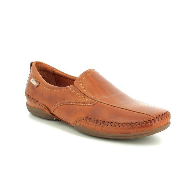 Pikolinos Casual Shoes - Tan - 03A6222/11 PUERTO RICO