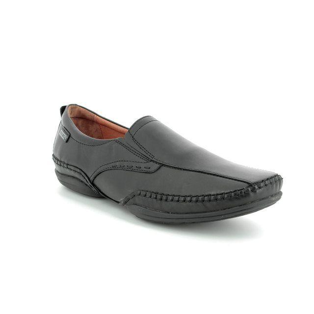 Pikolinos Casual Shoes - Black - 03A6222/30 PUERTO RICO