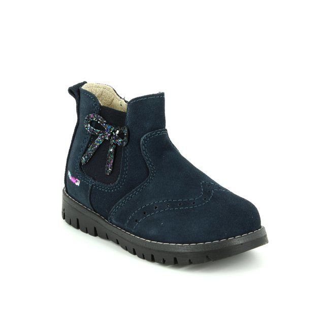Primigi First Shoes - Navy - 8521000/70 BEAUTIBRO